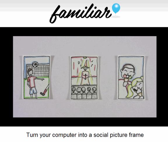 pc to photo frame