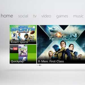 Impressions Of The XBox Live Winter Dashboard Update