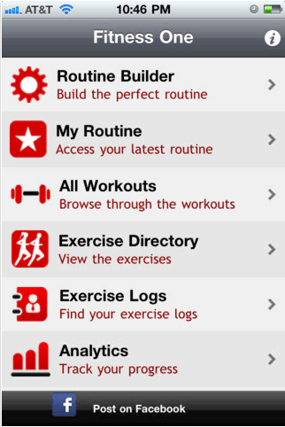 track your fitness