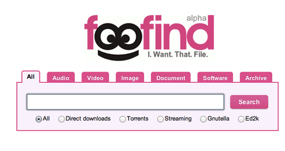 search for direct download