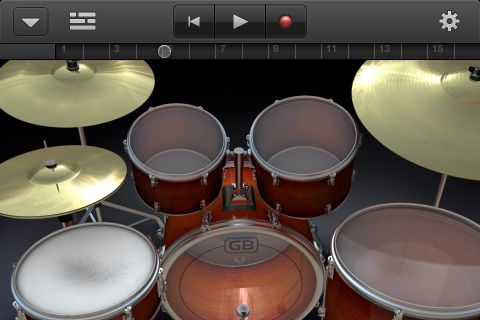 5 Reasons to Spend $5 on GarageBand for iOS [iPad, iPhone, and iPod Touch] garageband drums endless