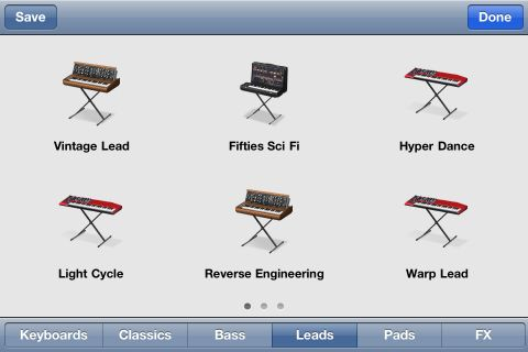 5 Reasons to Spend $5 on GarageBand for iOS [iPad, iPhone, and iPod Touch] garageband keyboard sounds