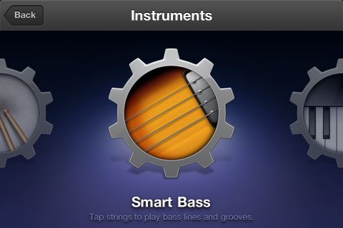 5 Reasons to Spend $5 on GarageBand for iOS [iPad, iPhone, and iPod Touch] garageband smart bass