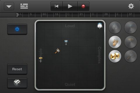 5 Reasons to Spend $5 on GarageBand for iOS [iPad, iPhone, and iPod Touch] garageband smart drums