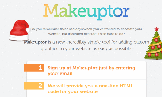 add graphics to your website