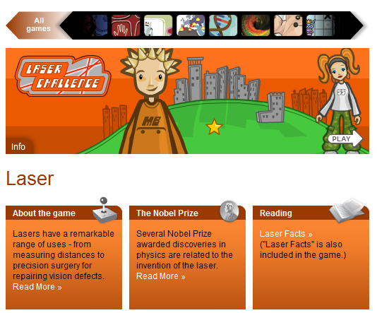 nobel prize games