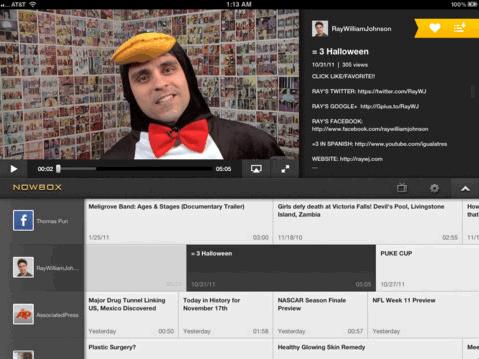 youtube videos on ipad