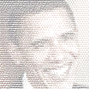 Create Impressive Text Art With ASCII Generator 2 [Windows]