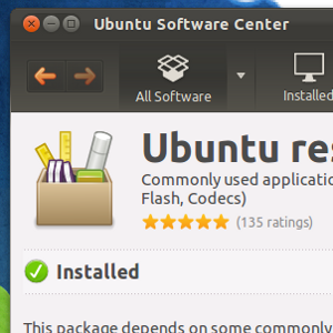 Ubuntu Restricted Extras: The First Thing You Should Install On Ubuntu [Linux]