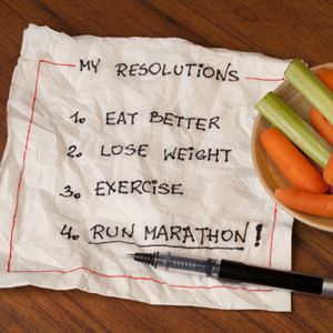 How To Set & Accomplish Your New Year Resolutions For 2012