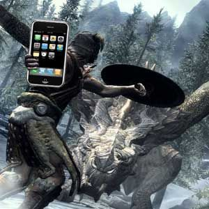 iphone app dragon
