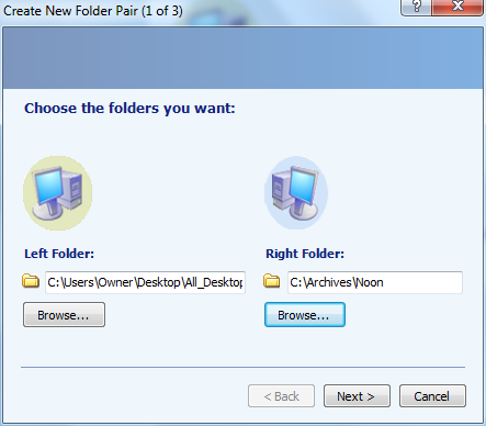 How To Create A Data Backup Tool With SyncToy & VB Script