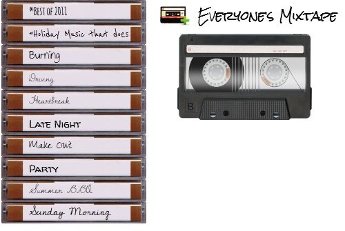 create virtual mixtapes