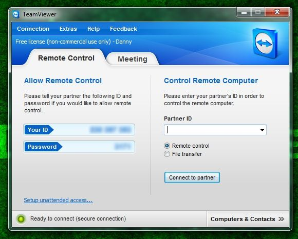 remote pc assistance