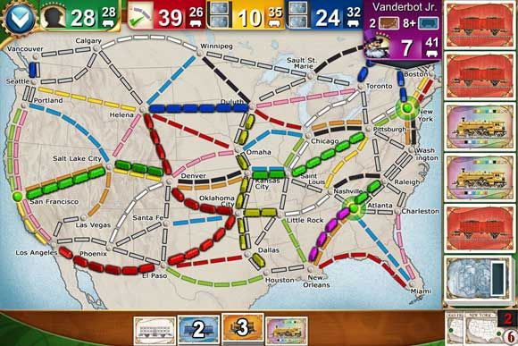 The Top 10 iPhone Apps I Like To Use The Most ticket to ride