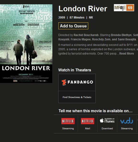 movie available on netflix