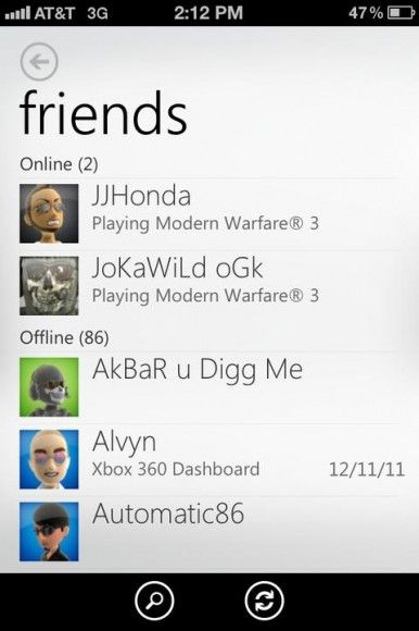xbox app for iphone