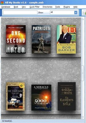 organize your ebooks library