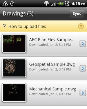 autocad android app