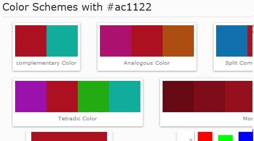 Colors   ColorHexa: Get Useful Information About Any Color