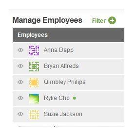 schedule employee shifts