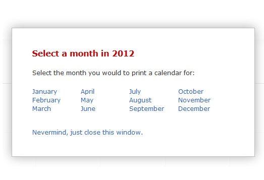 print-a-calendar