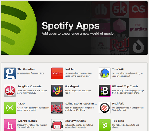 Discover New Music For Free With The New & Improved Spotify Radio Spotify Apps