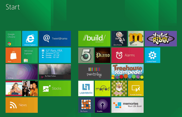 Will Windows 8 Succeed Or Fail? [Opinion] Windows 8 Metro UI