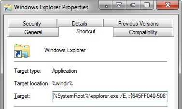 windows explorer tips