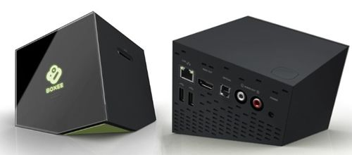boxee end-of-tv