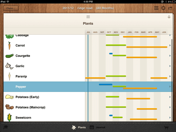 Garden Plan Pro - The Best iPad Gardening App Yet