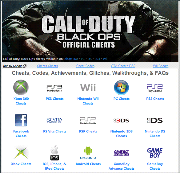 10 Best Comprehensive Websites to Go to for Game <b>Cheat Codes</b>