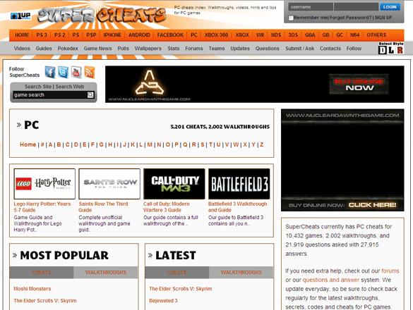 Cheat websites to Roblox Exploits