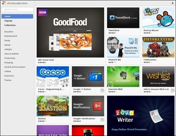 Why Google's Chrome OS Will Fail [Opinion] chrome web store