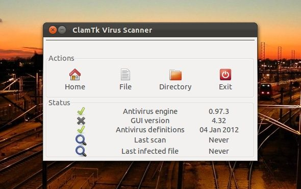Scan Your System And Removable Media For Viruses With ClamTk