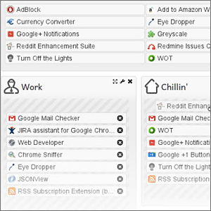 Organize Your Chrome Extensions Into Groups & Speed Up Your Browsing With Context