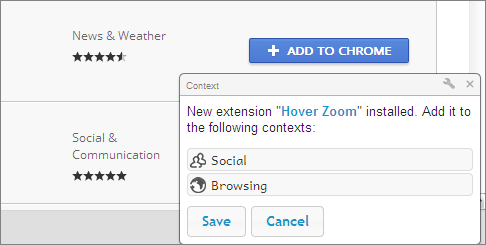 group chrome extension