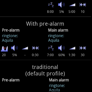 Gentle Alarm  – A Fantastic Way To Wake Up Gradually Every Morning [Android 1.5+]