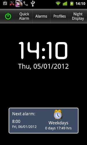 gentle alarm clock android
