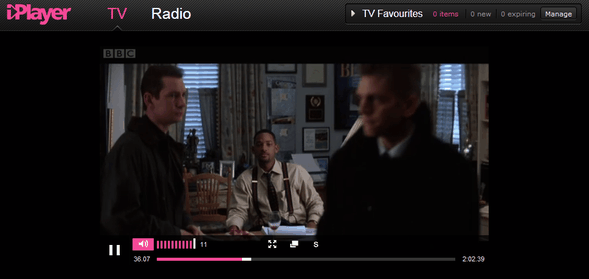 How To Watch TV On The Web With BBC iPlayer [Mainly UK Only] iPlayer Volume