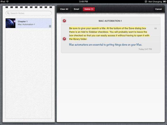 How To Write Your First Book In iBooks Author ibooks author 9