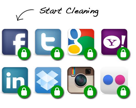 social media permissions
