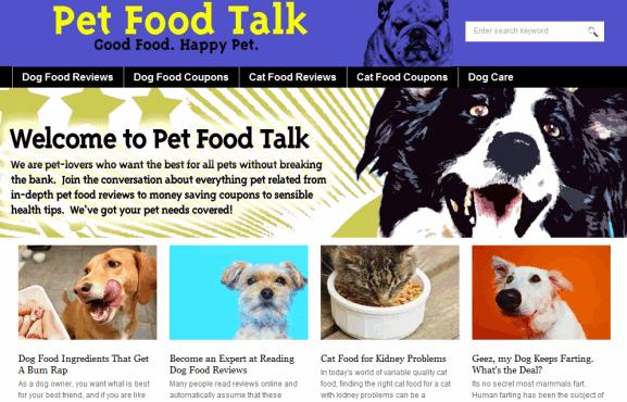 pet food reviews