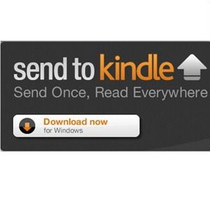 "Amazon's New ""Send To Kindle"" App Lets You Easily Send Files From PC To Kindle [News]"