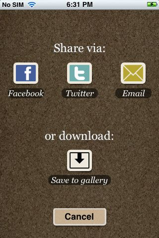 vicman visage lab2   VicMan Visage Lab: Automatically Enhance Your Photos On Your iPhone
