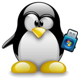 How To Create A Windows USB Installation Disk With WinUSB [Linux]