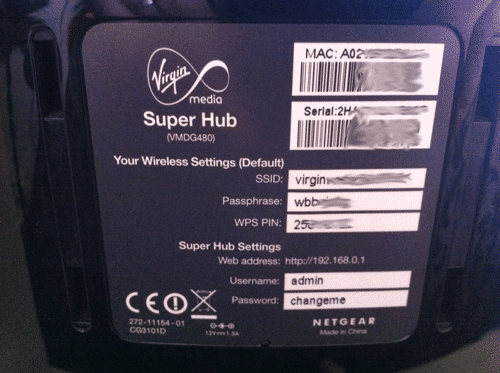 Think Your WPA-Protected Wifi Is Secure? Think Again - Here Comes The Reaver wps pin side router