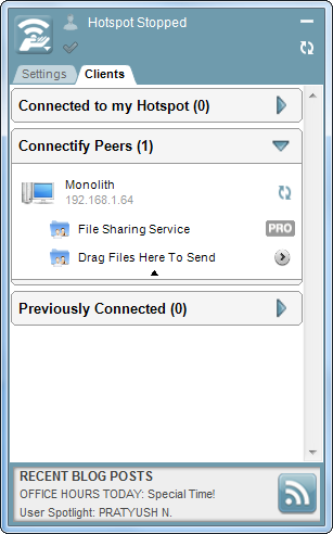 Create Your Own Wi-Fi Hotspot With Connectify 2012 02 20 21h31 57