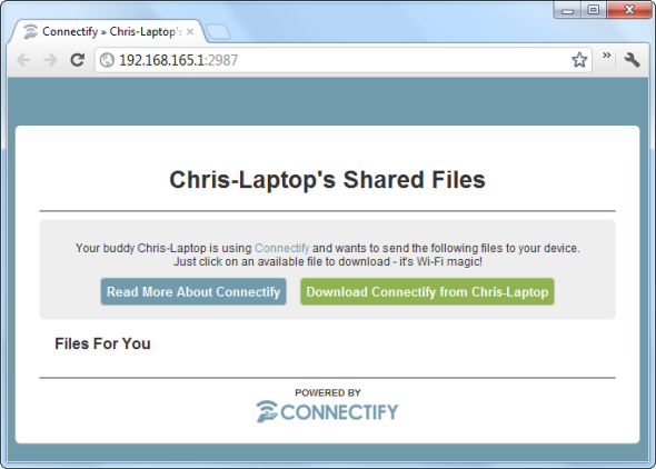 Create Your Own Wi-Fi Hotspot With Connectify 2012 02 20 21h49 26 b