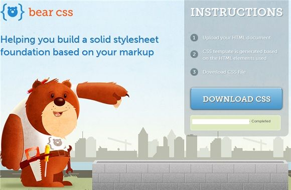 create css style sheets